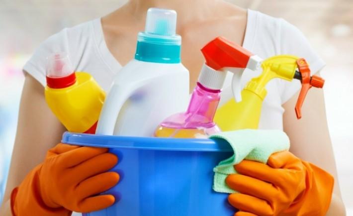 Χρησιμοποιήστε με ασφάλεια τα χημικά προϊόντα στο σπίτι