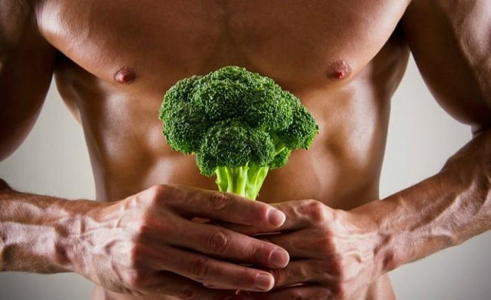 Χτίστε ένα καλύτερο σώμα με μπρόκολο