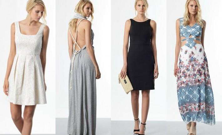 Maxi & Mini φορέματα ιδανικά για την πόλη και τις διακοπές σας