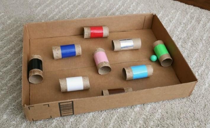 Φτιάξτε ένα παιδικό παιχνίδι από ανακυκλώσιμα υλικά με μηδέν κόστος!