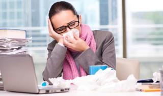 Πώς να αποφύγετε τις ιώσεις του γραφείου