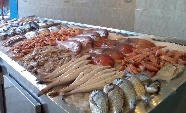 Η θρεπτική αξία των ψαριών