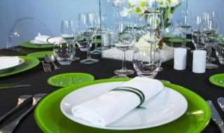 Οι κανόνες της art de la table Στρώσιμο τραπεζιού και τεχνικές οδηγίες με στυλ