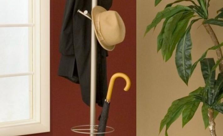 Καλόγηροι για παλτό και θήκες για ομπρέλες