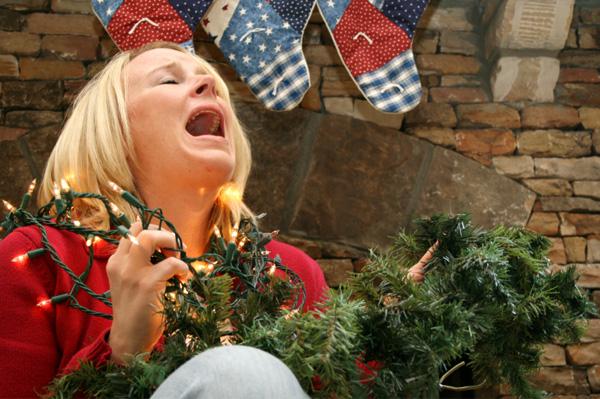 Το στρες των Χριστουγέννων Γιορτές και άγχος