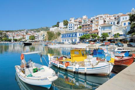Ελλήνων Πάσχα στη Σκόπελο