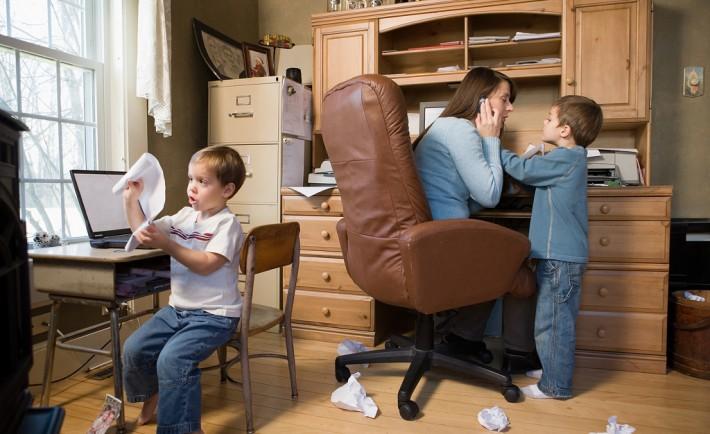 Εργασία στο σπίτι. Απόλαυση ή περιπέτεια