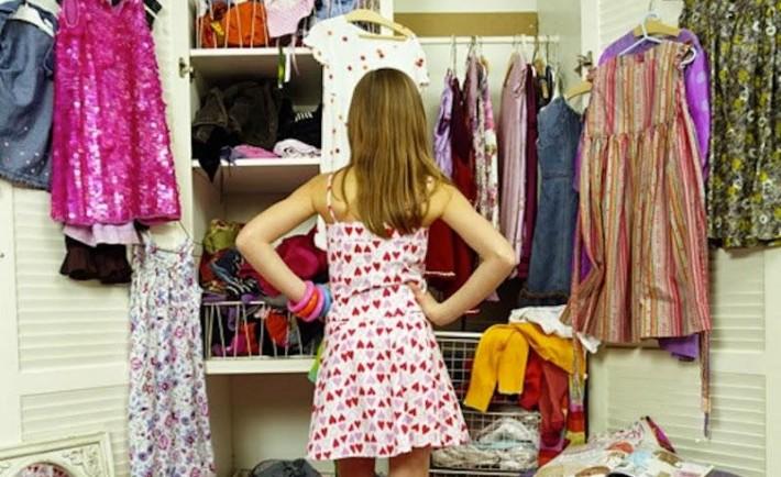 Συμβουλές για την υγιεινή τακτοποίηση των ρούχων
