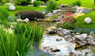 Feng Shui για τον κήπο μας