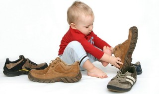 Ποια είναι τα κατάλληλα παιδικά παπούτσια