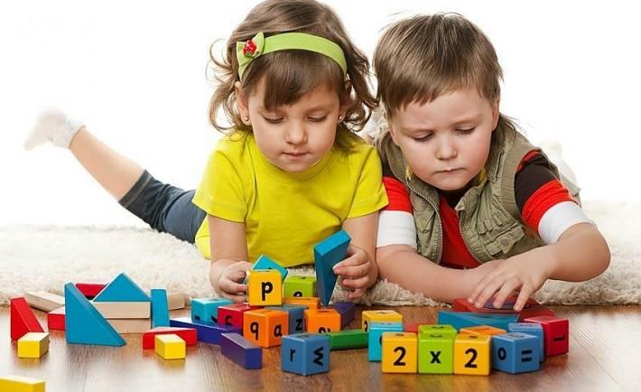 Επιλέξτε τα κατάλληλα παιχνίδια για τα παιδιά σας