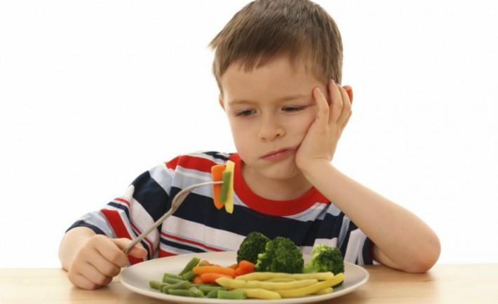 Βλάπτει τα παιδιά η χορτοφαγία...
