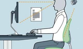Πως να έχετε εργονομικά σωστή στάση σώματος στο γραφείο