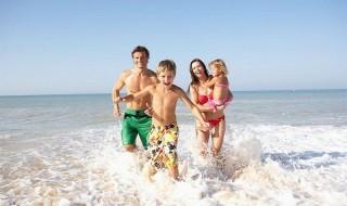 Χαρούμενες διακοπές με τα παιδιά