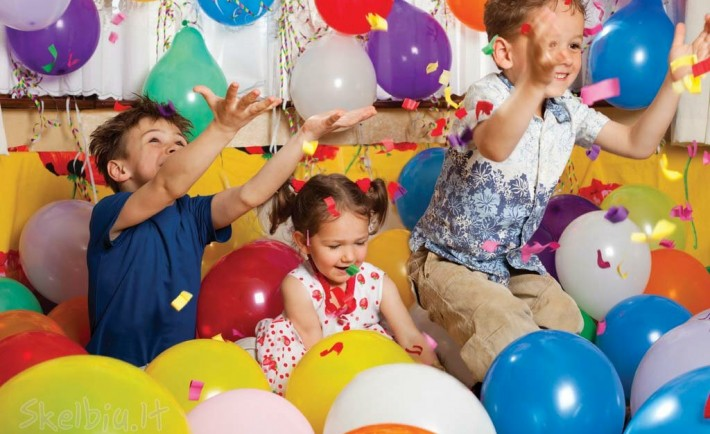 Παιδικό πάρτι; Είναι πιο απλό και εύκολο από ό,τι νομίζετε.