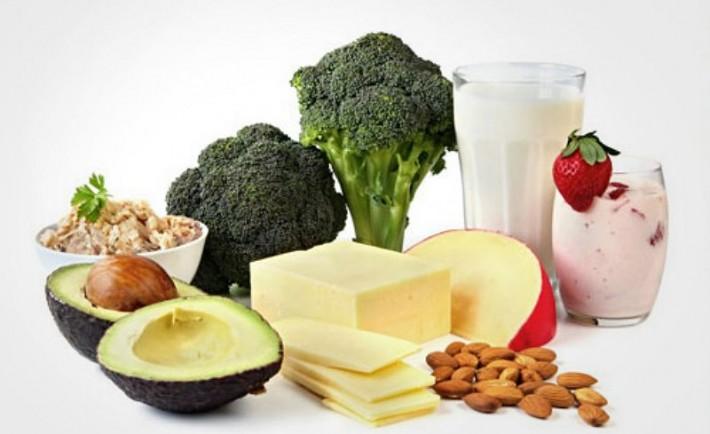 Διατροφή για πρόληψη της οστεοπόρωσης
