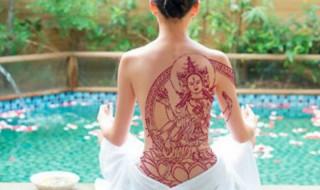 Feng Shui και Tατουάζ