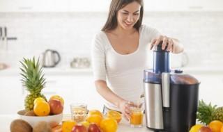 Φτιάξτε χυμούς από φρέσκα φρούτα