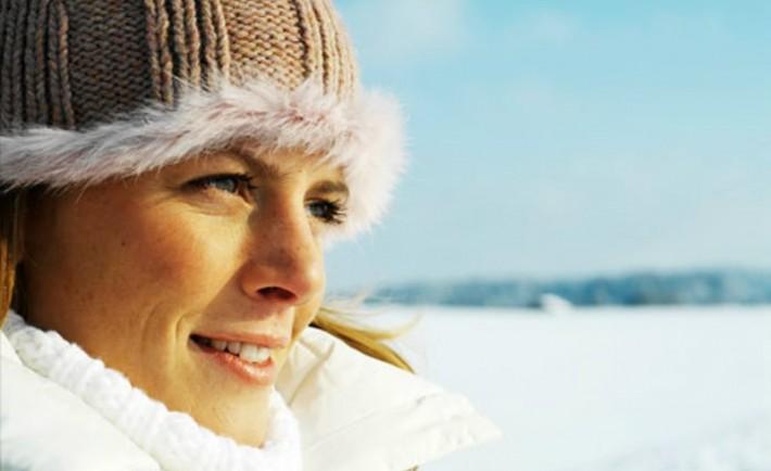 Φροντίδα σώματος κατά την διάρκεια του χειμώνα