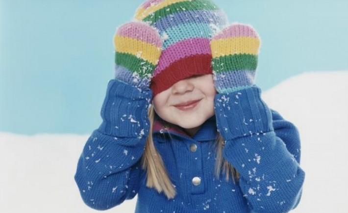Ντύστε τα παιδιά σας με έξυπνο τρόπο όταν έχει κρύο