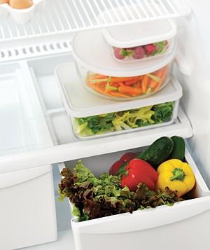 Αποθηκεύοντας λαχανικά στο ψυγείο: Πώς θα διατηρήσουν τη φρεσκάδα τους