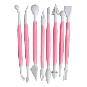 Εργαλεία διακόσμησης ζαχαρόπαστας