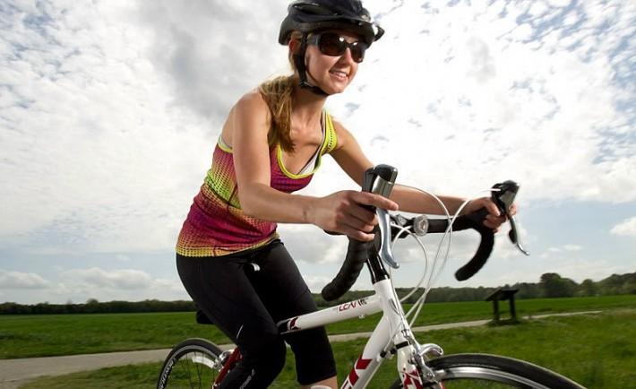 Άσκηση με ποδήλατο. Ορθοπεταλιές και υγεία
