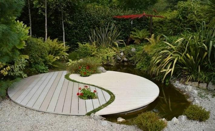 Δημιουργώντας έναν Feng Shui κήπο