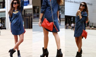 Πώς να φορέσετε το αγαπημένο σας φόρεμα το φθινόπωρο