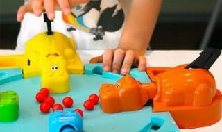 Επιτραπέζια παιχνίδια για παιδιά και για μεγάλους