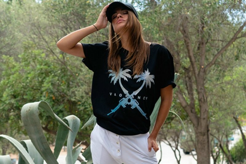 854775493531 Γυναικεία μακό μπλουζάκια και παντελόνια από την ιδιαίτερη συλλογή Vagrancy  - Noikokyra.gr