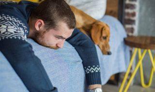 Το άγχος σας μεταφέρεται και στα σκυλιά σας-Ιδίως στα θηλυκά