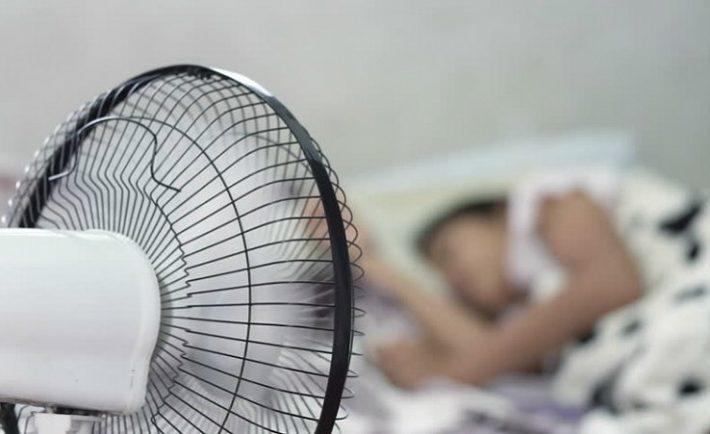 Οι ηλεκτρικοί ανεμιστήρες μπορούν να κάνουν κακό στην υγεία