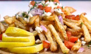 3 tips για να έχουν λιγότερες θερμίδες οι τηγανητές πατάτες!