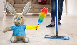 Πώς θα διατηρήσετε το σπίτι καθαρό μετά τη γενική ενόψει του Πάσχα