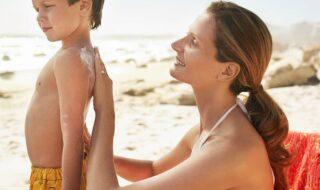 Πώς να διαλέξετε το κατάλληλο αντηλιακό για τα παιδιά σας